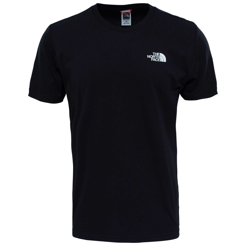 The North Face Mens Short Sleeve Nupste Celebration Tee Cotton T-Shirt